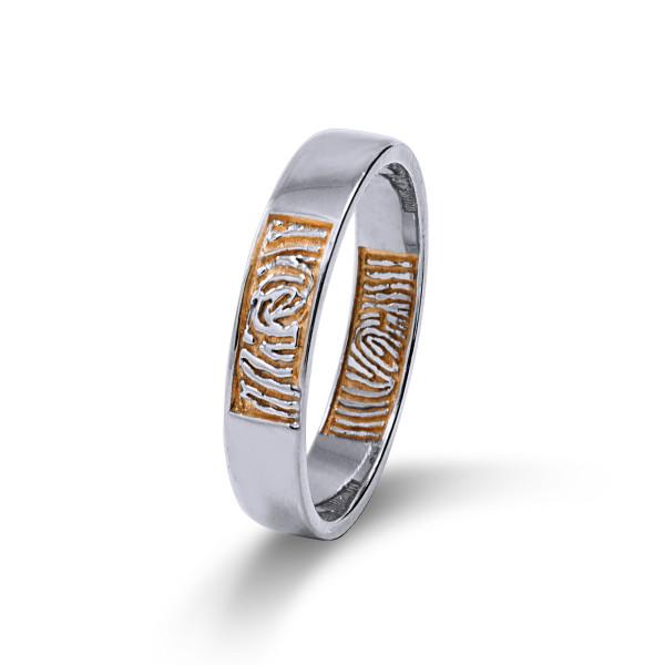 alianzas-huellas_alianza huella, huella dactilar, huella digital, anillos huella, alianzas de boda, anillos de boda, anillo oro banco, anillos originales, alianzas artesanas 79,5